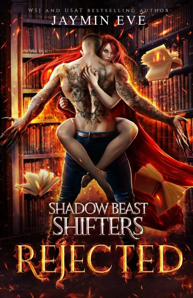 Rejected by Jaymin Eve (Shadow Beast Shifters series)