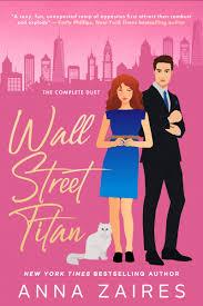 Wall Street Titan by Anna Zaires