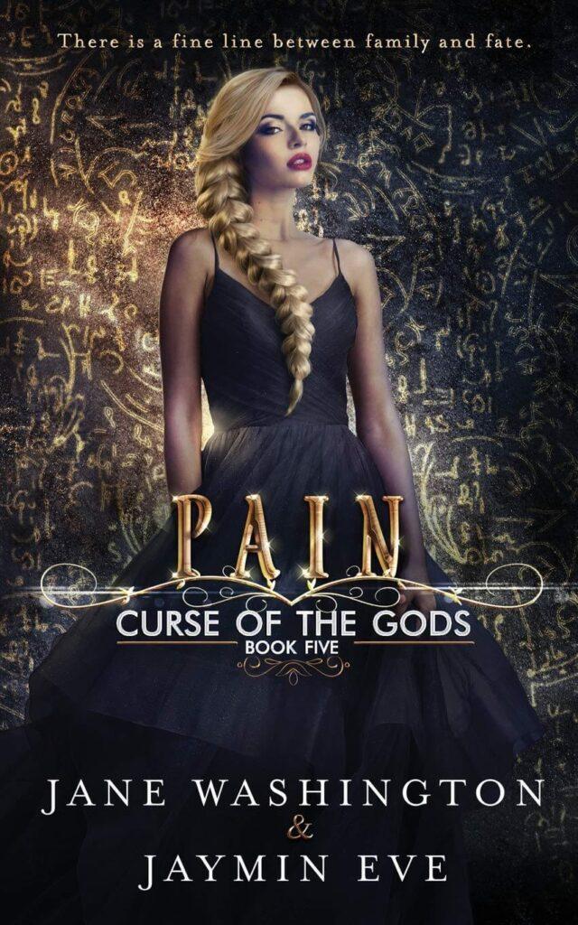 pain curse of the gods by jaymin eve jane washington