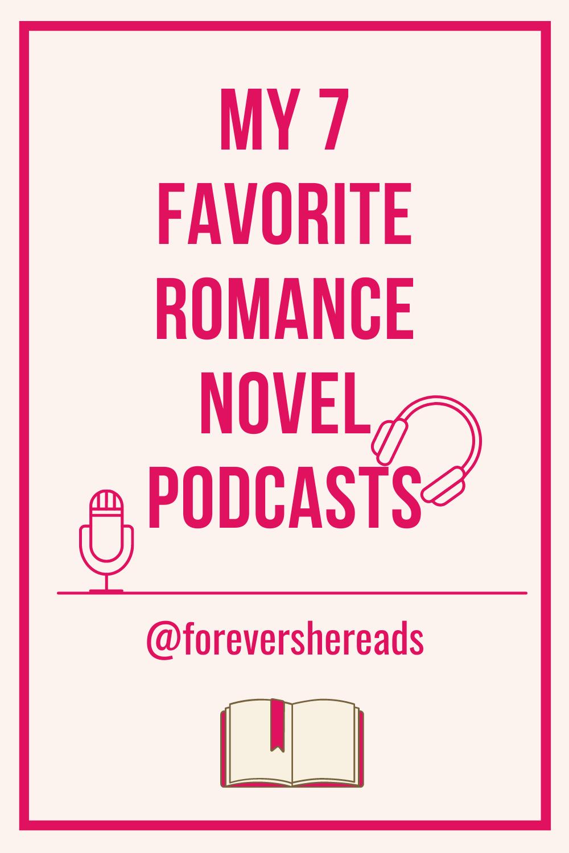 romance novel podcast