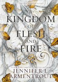 A Kingdom of Flesh and Fire - JLA